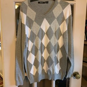 Claiborne sweater, EUC